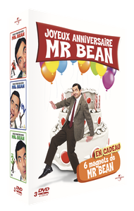 mr bean anniversaire coffret new 3D