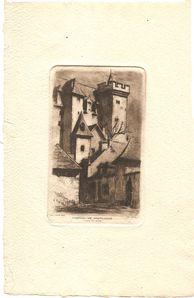 Montluçon Le château