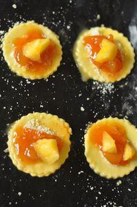 feuilletés chutney mangue (2)