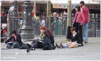 Centre Pompidou etudiantes 1