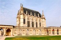 chateau vincennes ste chapelle