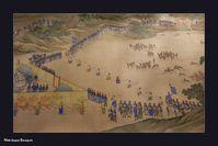 Les chasses de Mulan Muse Guimet 2