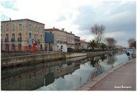 Narbonne canal de la robine 2