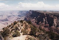 Grand Canyon-Desert view entrance