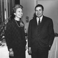 Jean Delefosse et Marthe Benoit