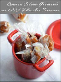 photo concours cadeau gourmands