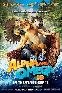 alpha and omega new poster