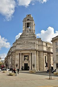 200px-Freemasons' Hall, London