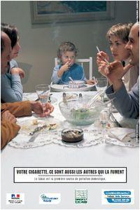 Votre cigarette ce sont aussi les autres qui la fument