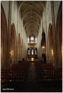 Saint Flour Cathedrale St Pierre 2