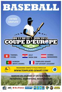 COUPE D'EUROPE RECTO LD
