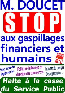 stop gaspillage