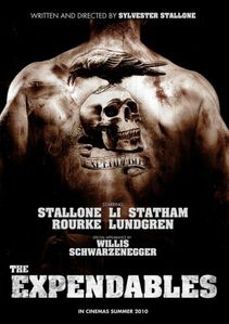the expendables affiche