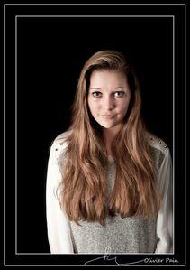 Photographies de portrait en studio, en Low-Key par Olivier Pain reporter photographe basé sur Tours