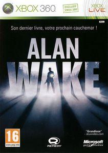 Alan Wake jaquette
