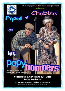 affiche papyboomers AMSF