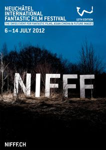 Affiche nifff 2012