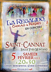 concert Regalido