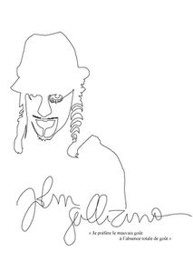 galliano John