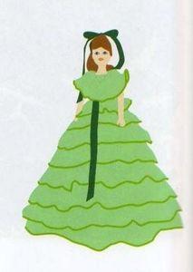 robe froufrou...