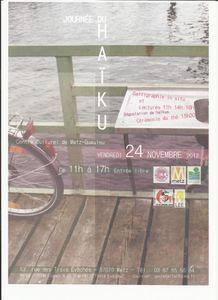 Journée du Haïku 24 novembre 2012 001