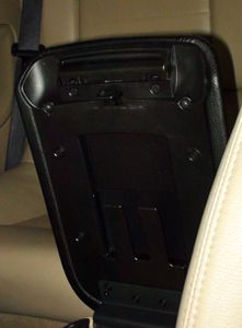 Gainage console Ford Mustang US