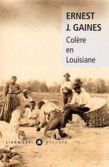 Gaines-Colèreen Louisiane