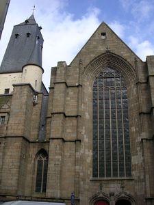 Rennes église St Germain