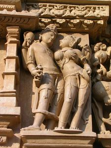 couple amour Inde tantra