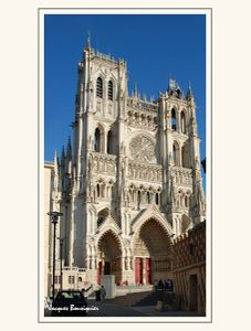 Amiens Cathedrale Notre Dame 1
