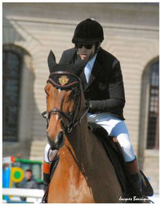 Guillaume Canet Jumping Chantilly 20 avril 2013 e