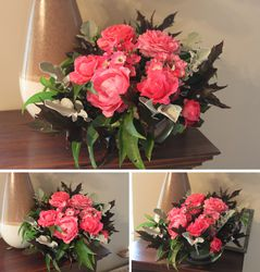 pink bubble roses 2