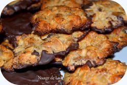 biscuits façon Florentins