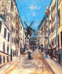 moulin utrillo tholozé