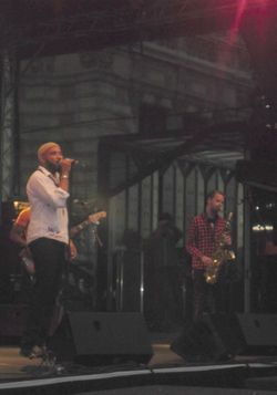 Anthony Joseph and the Spasm Band
