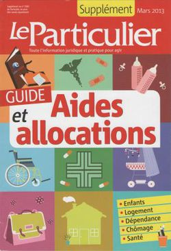 Aides et allocations FRANCE