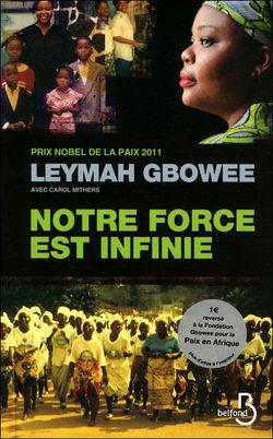 notre-force-est-infinie leymah Gbowee