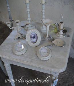 Kunsthandwerk Decopatine Bernried 2013 Rahmen Kerzenstände
