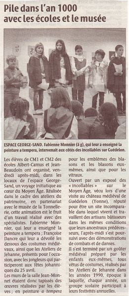 article séance 6small