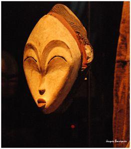 Musee quai Branly Paris masques 3
