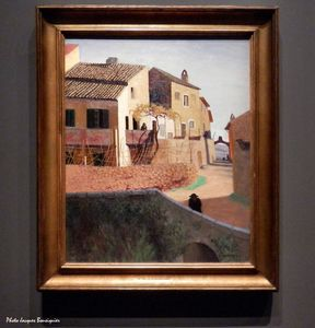 Pont a la romaine a Cagnes Felix Vallotton Musee Luxembourg