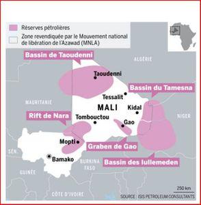 Petrole au Mali-
