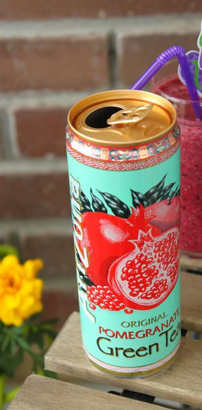 smoothie arizona fruits rouges ananas 2