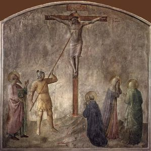 Fra Angelico. Couvent San-Larco. Florence. Toscane. XIVe