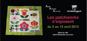 expo patchwork avril 13