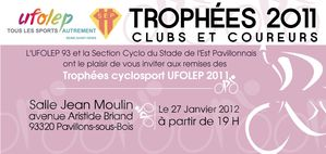 Invitation Cyclo 2011- rouge