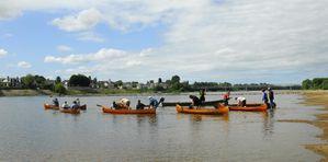 loire canoe bois jls110363