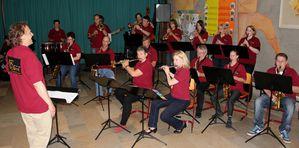 schuelerkonzert 26 Big Band 1