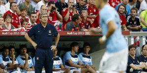 Manchester City Arsenal 1