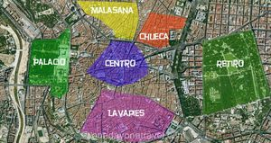 Madrid-quartiers